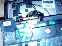 Laptop Hp DV 6000 - Wymiana taśmy?