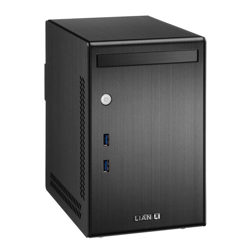 Lian Li PC-Q02 - kompaktowa aluminiowa obudowa Mini-ITX