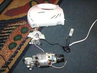 Zelmer  - kondensator wymiana