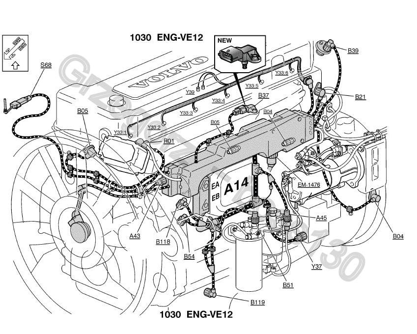 budowa silnika mercedes sprinter