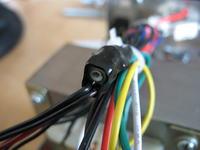 Sterownik wentylatora w zasilaczu RXN-305D