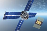 Transceiver 5/3,3V odporny na promieniowanie kosmiczne