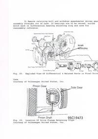 Golf II automatyczna skrzynia - regeneracja i r�nice mi�dzy dieslem a benzyn�.