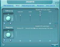 Gigabyte EP45-UD3LR - nieaktywne gniazdo Coaxial S/PDIF