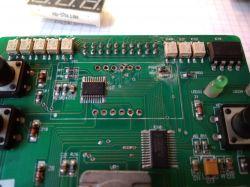 Spawarka Spartus TIG 200P DC brak napiecia na wyjsciu nie załacza IC24