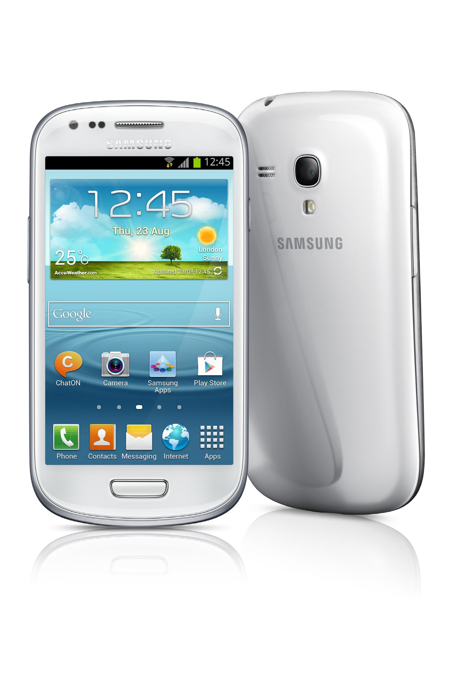 Samsung Galaxy SIII Mini w zam�wieniach przedpremierowych