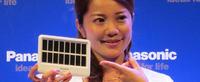 Panasonic BG-BL01 - słoneczna przenośna ładowarka akumulatorów AA