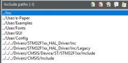 [STM32][System Workbench] Błędy przy imporcie projektu z keil V5