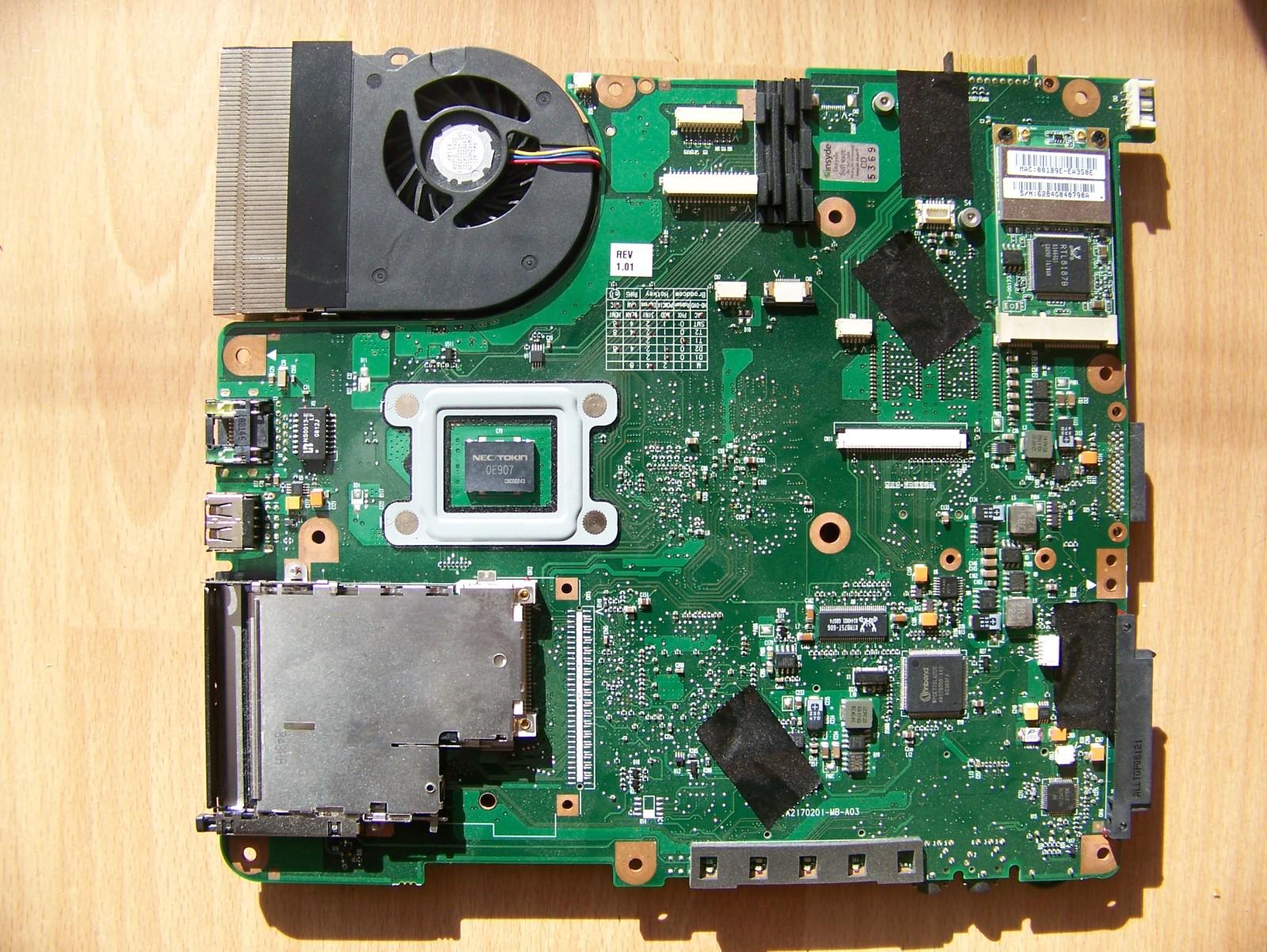 Toshiba L300 - nie w��cza si�