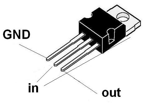 Dob�r stabilizatora do zasilania listwy LED