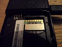 Telefon MOTOROLA W180-Sprawdzenie telefonu bez baterii. Jak?
