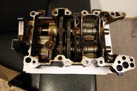 VW 2.0 TFSI AXX - Pompa oleju wałki balansujące wyrównoważające gubi ciśnienie