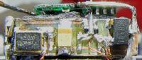 Mały. Robot klasy NanoSumo