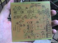 Zasilacz warsztatowy 2 x 0-30V / 0-3A