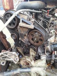 Nieznany silnik - prośba o identyfikację