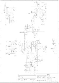 Zasilacz SPS400 Behringer PMH1000 - grzeje się dioda