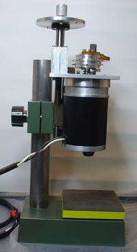 Precyzyjna wiertarka stołowa do 10 mm
