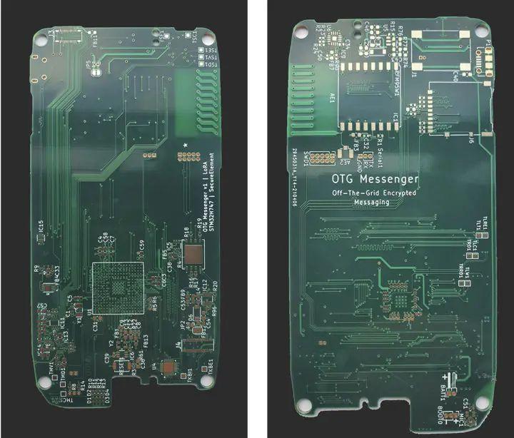 Nokia E63 przekształcona w komunikator LoRa dla bezpiecznej komunikacji