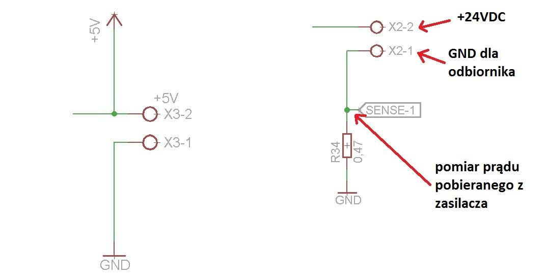 [TB6560AHQ] - Pomiar pr�du zasilacza wsp�pracuj�cego z kostk� TB6560AHQ