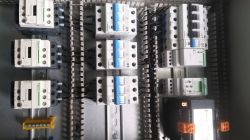 Automatyka wentylacji. Projekt i wykonanie skrzynki.i.