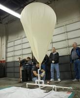 Amatorski balon stratosferyczny z APRS przelecia� z Kalifornii do Algierii