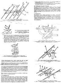 Instrukcja montażu anten I i II zakresu TV - POLKAT - lata 80.te XX wieku.