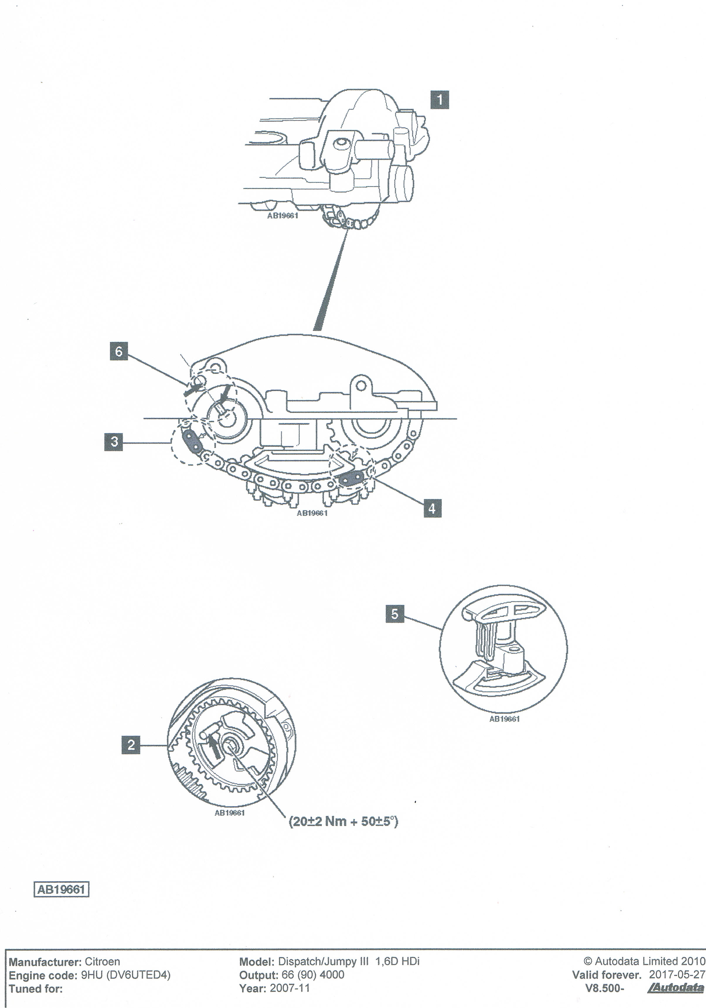 Citroen 2 0 Hdi Engine Diagram
