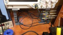 Przejściówka HDMI to FM diy