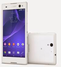 "Sony Xperia C3 - smartphone z 5,5"" ekranem, Snapdragon 400, LTE i Dual SIM"