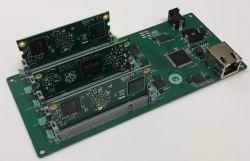 Płyta bazowa dla klastra z Raspberry Pi z gigabitowym Ethernetem