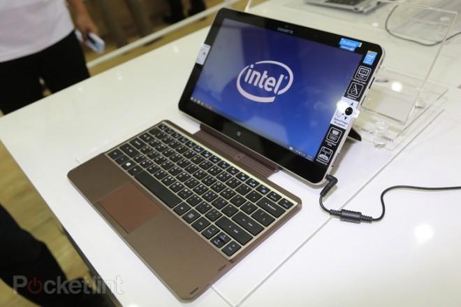 """Gigabyte Padbook S11M - hybrydowy komputer z 11,6"""" ekranem dotykowym"""