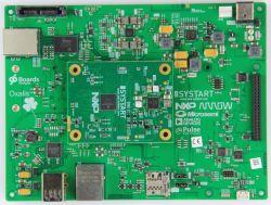 Oxalis - płytka prototypowa 96Boards z NXP Layerscape LS1012A
