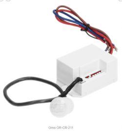 Czujnik ruchu OR-CR-211, LED-y nie gasną