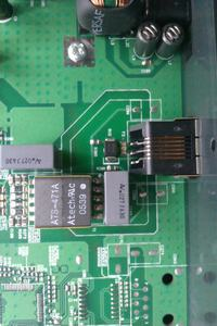 Cisco 837 - Pierwsza konfiguracja i brak interfejsu