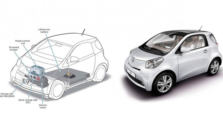 Toyota poka�e elektryczny samoch�d iQ w Genewie