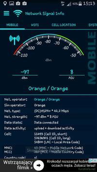 Internet 3G brak zasięgu Orange