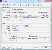 Fujitsu Siemens Amilo Pro v35 - Zmiana procesora
