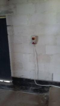 Instalacja elektryczna - Źle położona instalacja elektryczna