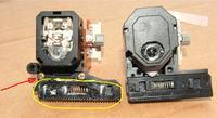 Sony CFD-V31 nie kręci CD
