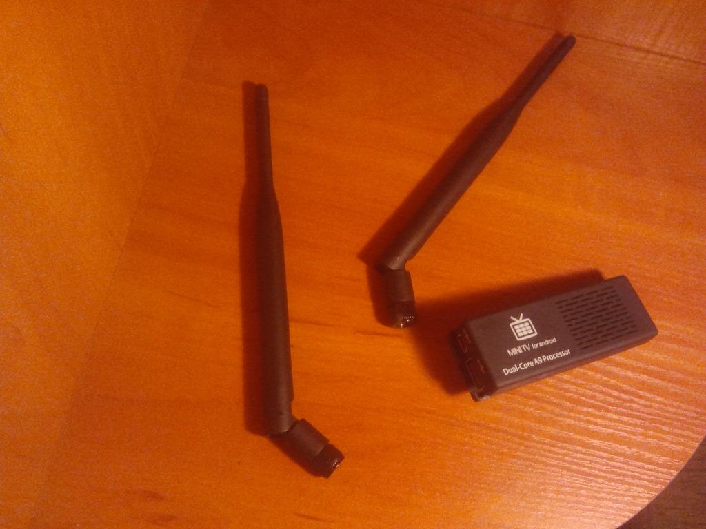 mk808/Android TV - S�aby zasi�g Wifi po dolutowaniu zewn�trz. anteny