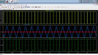 Generator PWM sterowany napięciem na 74HC04/CD4049