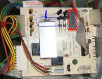 Pralka Candy NOVA CNE 85 TS nie wypuszcza wody i nie wiruje
