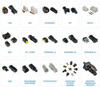 Katalog wtyczek samochodowych
