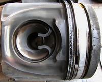 Mercedes actros- silnik wyrzuca olej prze kolektory