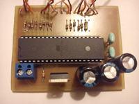 Atmega16 - Sterowanie diod� RGB - Atmega16