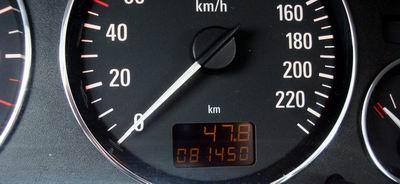 Opel Astra 2 - zero w miejscu setek tyś km