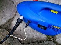 Myjka ciśnieniowa - usprawnienie eksploatacji.