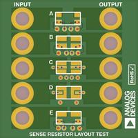 Optymalizacja pomiaru dużych prądów przez poprawienie montażu rezystorów na PCB