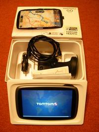 [Sprzedam] Nawigacja TomTom GO 600 Speak & Go - Najtaniej