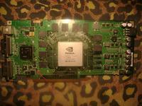 GeForce 8800 GTS - Artefakty